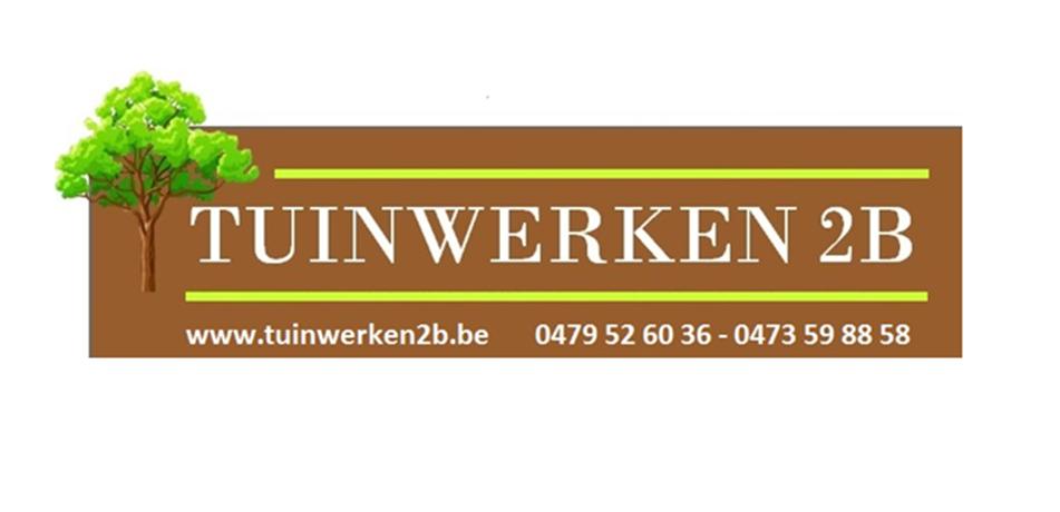 Footer Logo Tuinwerken2B